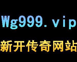 wg999传奇大神是如何练成的